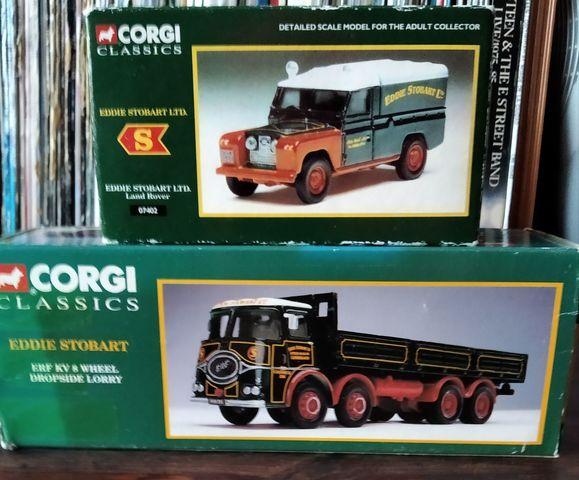 Landa Rover Y Camión Erf