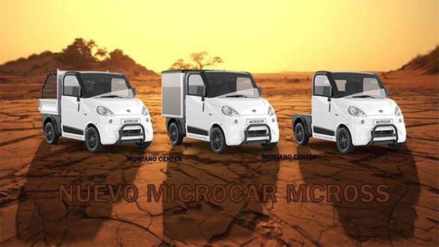 MICROCAR - M. CROSS X - foto 4
