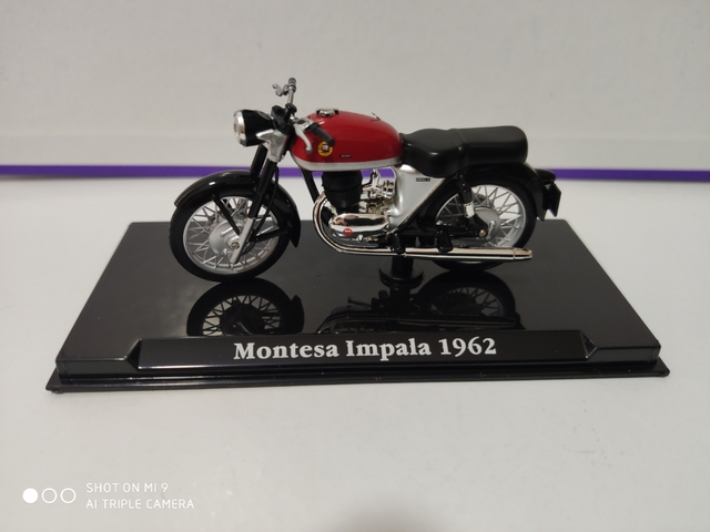 Montesa Impala 175 Cc (1962)