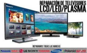 REPARACIóN DE TELEVISORES  SAMSUNG LG