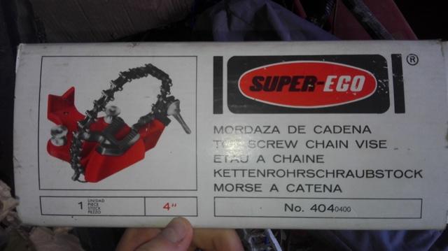 Mordaza De Cadena Super Ego