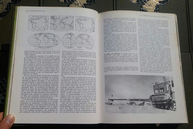ENCICLOPEDIA GEOGRAPHICA,  10 TOMOS - foto 4
