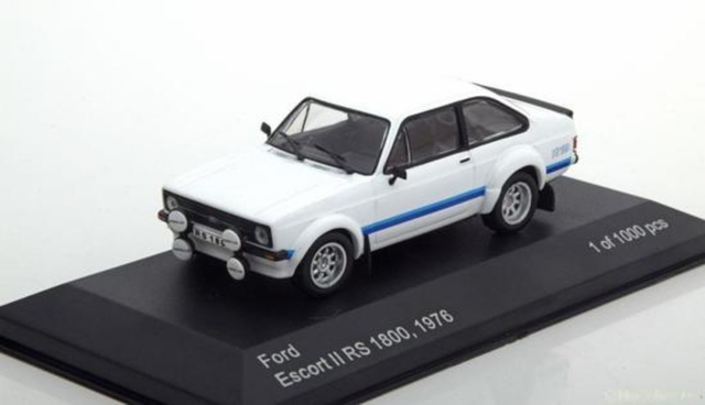 Ford Escort Rally 1:43