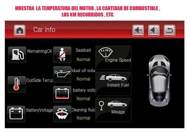 RADIO PANTALLA GPS PARA VW GOLF 5 PASSAT - foto 3