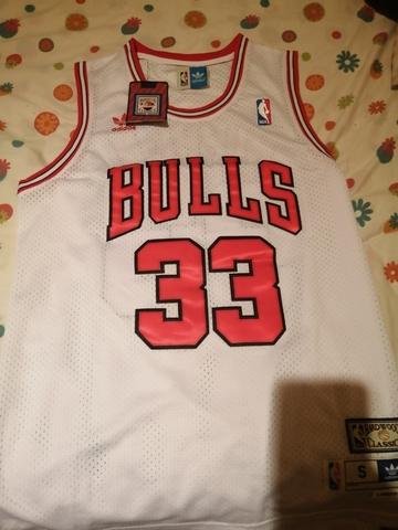 VENDO CAMISETA NBA PIPPEN CHICAGO BULLS - foto 1