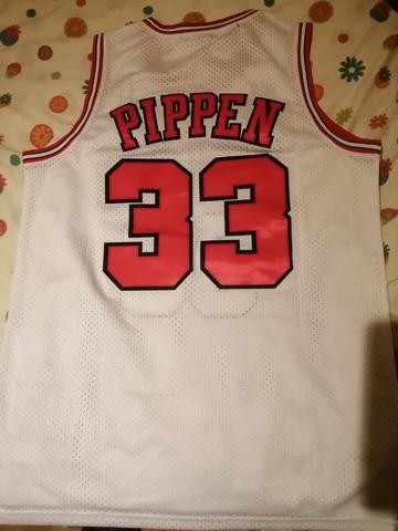 VENDO CAMISETA NBA PIPPEN CHICAGO BULLS - foto 2