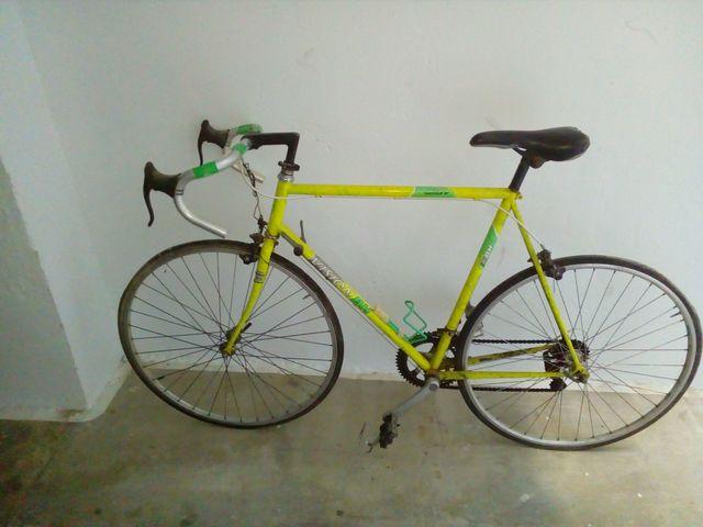 Vendo Bicicleta Bh Visión