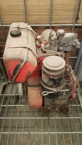 MAQUINARIA MOTOR GASOIL - foto 2