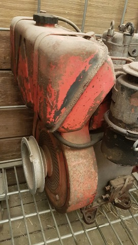 MAQUINARIA MOTOR GASOIL - foto 1