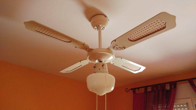 MIL ANUNCIOS.COM Ventilador de techo. Electrodomésticos