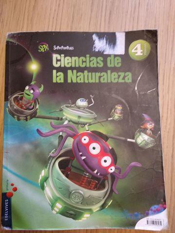 CIENCIAS DE LA NATURALEZA.  4 PRIMARIA.  S - foto 1