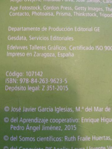 CIENCIAS DE LA NATURALEZA.  4 PRIMARIA.  S - foto 3