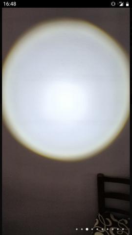 LINTERNA LED UNIQUEFILE UF-1504 - foto 8