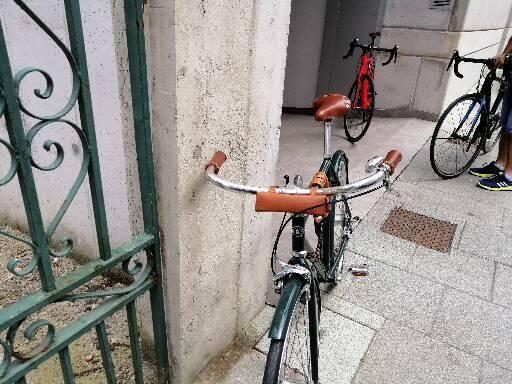 Bicicleta De Paseo Tipo Alemán