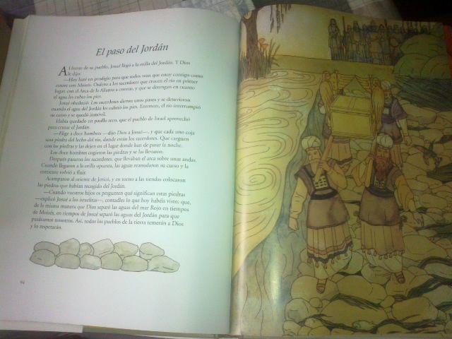 TU PRIMERA BIBLIA,  ENCUADERNACIÓN LUJO - foto 2