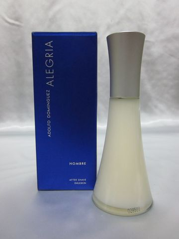 Alegria Adolfo Dominguez Estuche 100 Ml Gel Afther