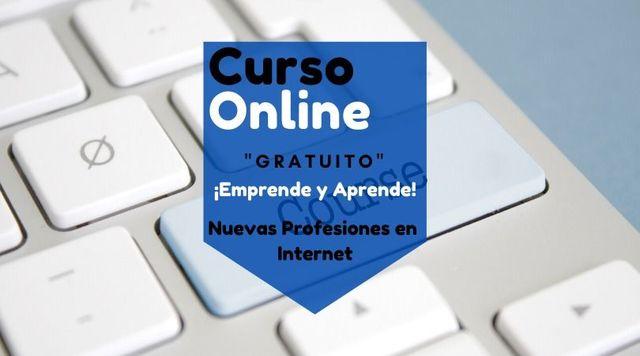 CURSO GRATUITO PROFESIONAL ONLINE - foto 1