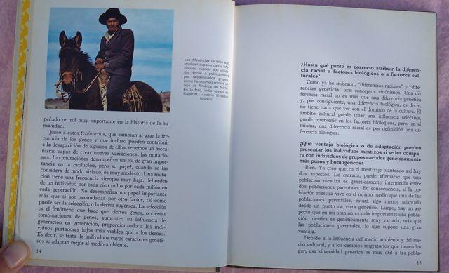 RAZAS HUMANAS Y RACISMO – CLAUDIO ESTEVA - foto 8
