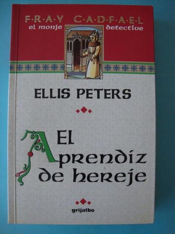 EL APRENDÍZ DE HEREJE ELLIS PETERS - foto 1