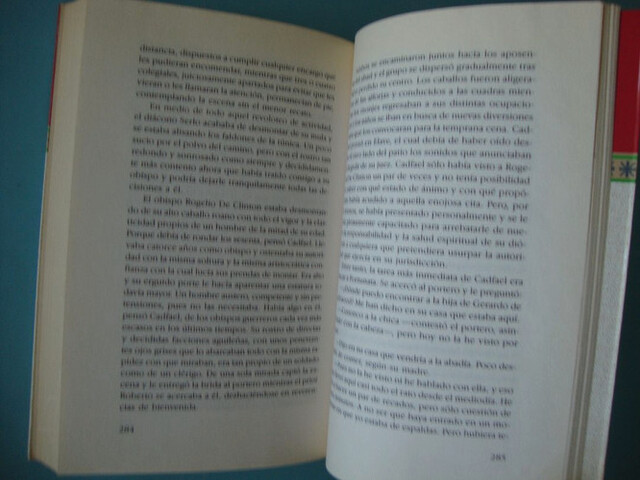 EL APRENDÍZ DE HEREJE ELLIS PETERS - foto 5