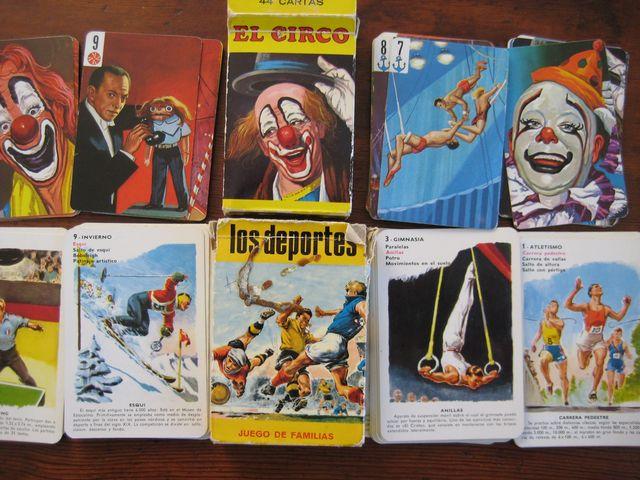 2 Barajas Fournier: Deportes Y Circo