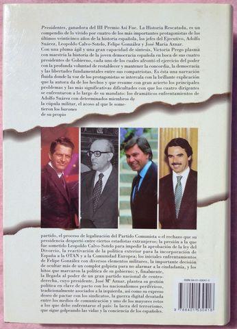 PRESIDENTES – VICTORIA PREGO (2000) - foto 2