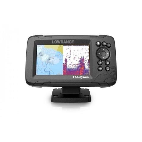 SONDA GPS PLOTTER LOWRANCE HOOK REVEAL 5 - foto 2