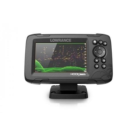 SONDA GPS PLOTTER LOWRANCE HOOK REVEAL 5 - foto 4