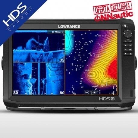 SONDA GPS PLOTTER LOWRANCE HDS-12 CARBON - foto 1