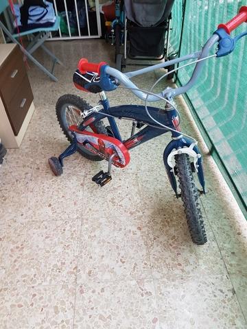 Bicicleta De Niños 16Pulgadas
