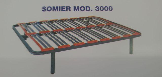 SOMIER NUEVO A ESTRENAR MODELO 3000.  BAS - foto 2