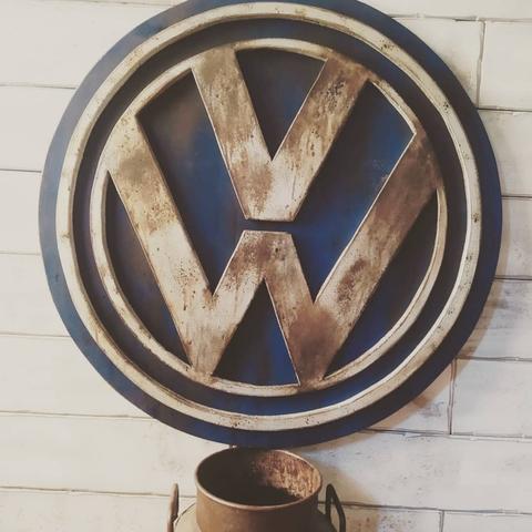 Cartel Volkswagen