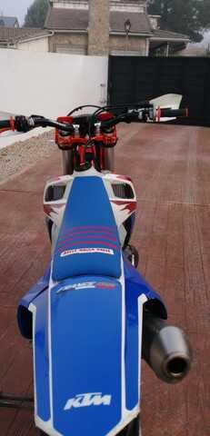 KTM - EXC 250 TPI SIX DAYS 2018 - foto 5