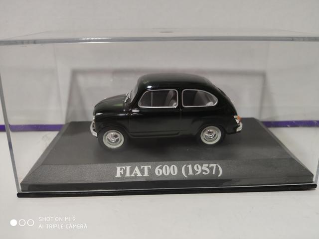 Fiat 600 (1957) 1:43 Verde