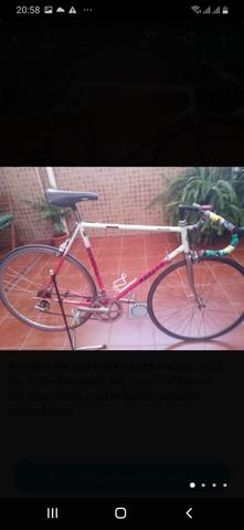 Bicicleta De Carretera Marca Racesa