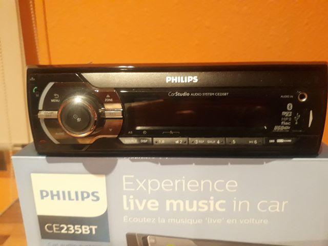 MIL ANUNCIOS.COM Autorradio Philips CE235 BT Usb Radio