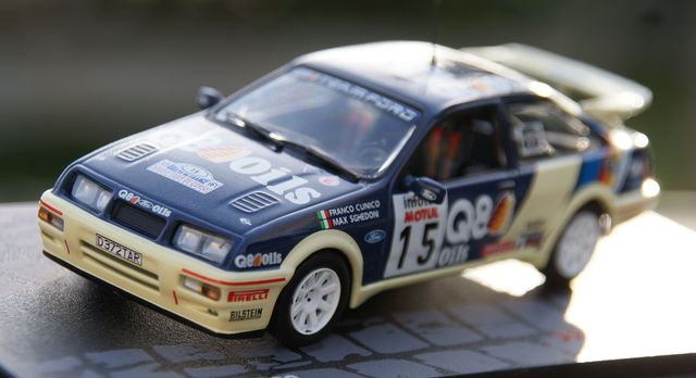 Ford Sierra Rs Cosworth Cunico Rally Tou