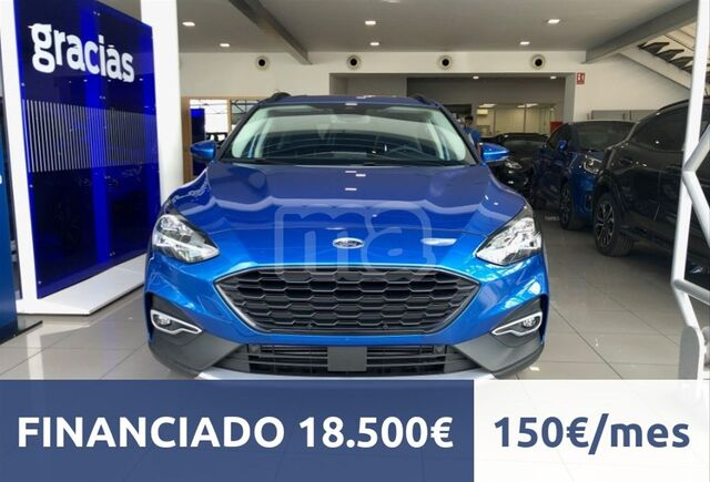 FORD - FOCUS 1. 0 ECOBOOST 92KW ACTIVE - foto 1