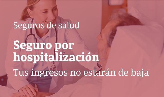 SEGURO DE HOSPITALIZACIÓN E INDEMNIZACIÓ - foto 1