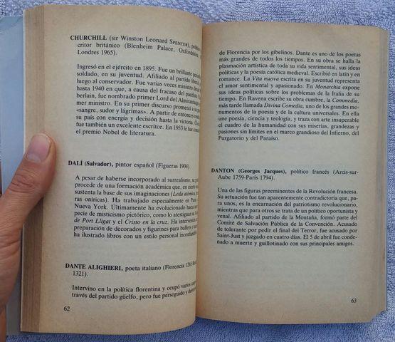 500 BIOGRAFÍAS DE PERSONAJES CÉLEBRES - foto 7