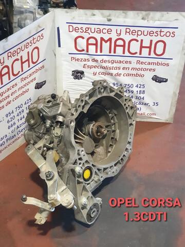 CAJA CAMBIOS OPEL CORSA 1. 3CDTI 12992510 - foto 1