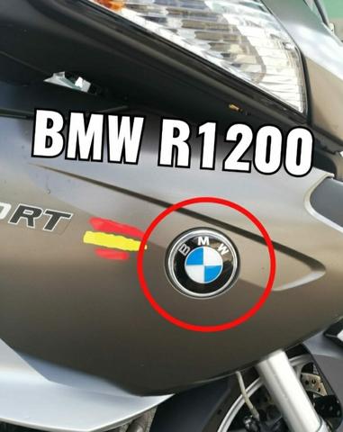 RT 1200 LOGO BMW - foto 1