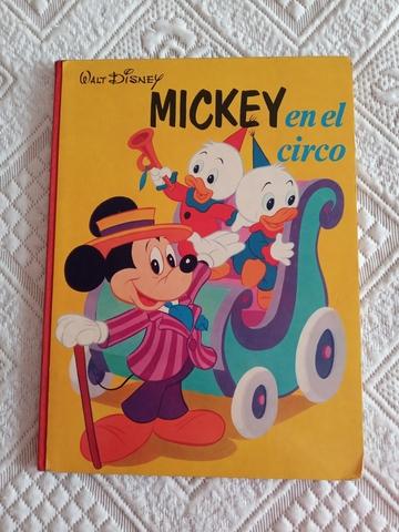 CUENTO ANTIGUO MICKEY EN EL CIRCO - foto 1