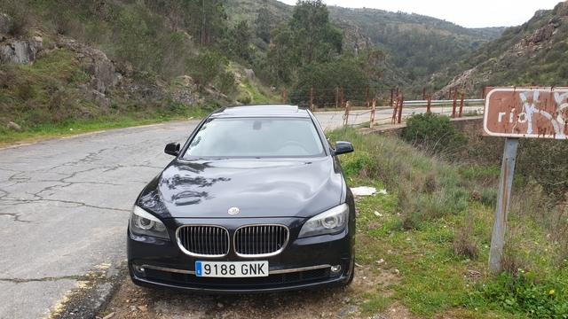 REJILLAS/PARILLAS  BMW 730/740/ 750 - foto 5