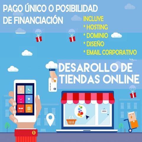 DESARROLLO DE PAGINAS WEB Y TIENDAS ONLI - foto 1