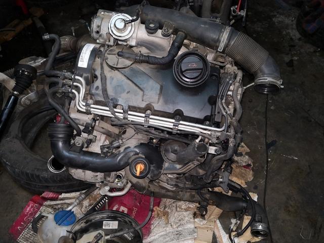 MOTOR VOLKSWAGEN BKC - foto 2