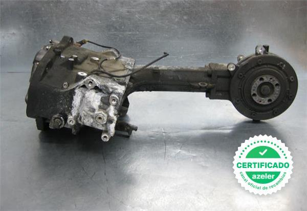 GRUPO TRASERO - CAJA CAMBIOS BMW K75 - foto 1