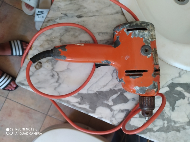 Taladro Antiguo Black A Decker