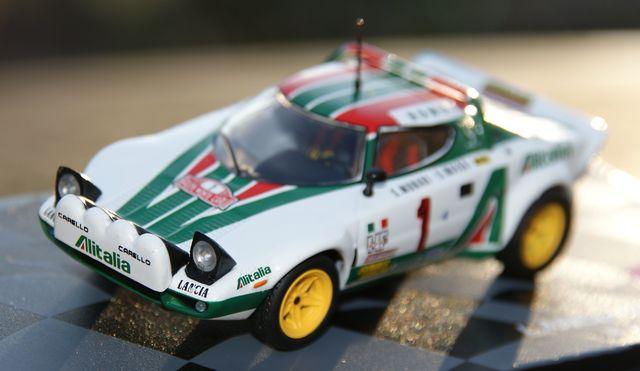 Lancia Stratos Rallye Monte Carlo 1977 S