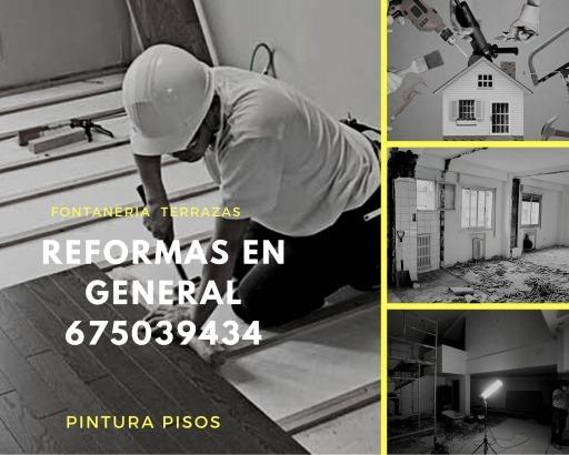 Z6P.  REFORMAS PINTURA Y FONTANERIA - foto 1